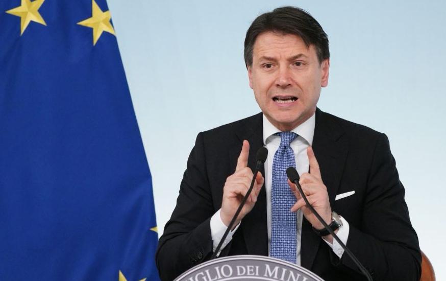 Conte Diretta Facebook E Streaming Nuovo Decreto Marzo
