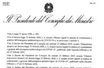 decreto 21 marzo gazzetta ufficiale