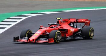 incidente vettel leclerc f1 austria