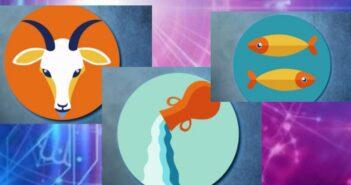 Oroscopo del mese di luglio 2020: Capricorno, Acquario e Pesci