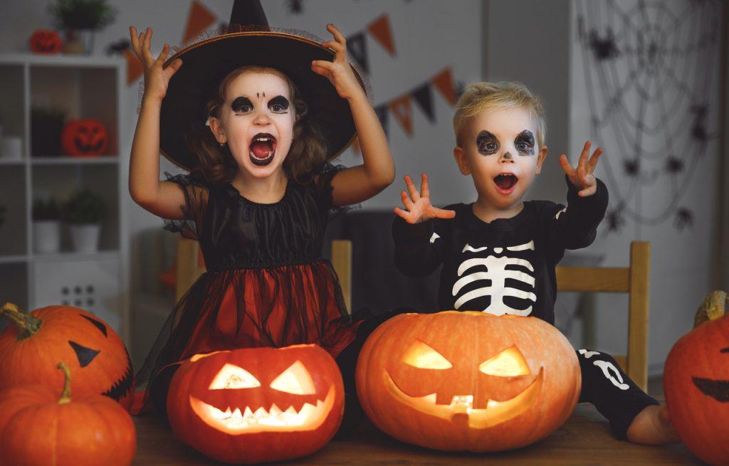 Trucco Halloween 2020 per bambini: idee semplici da realizzare